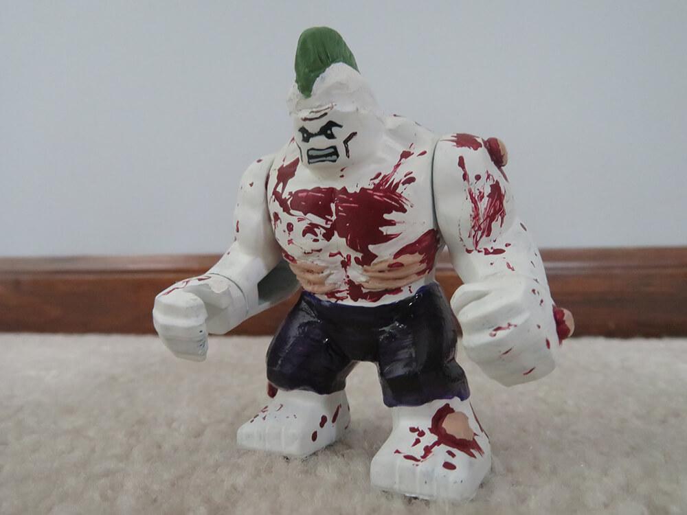 Arkham Asylum Titan Joker
