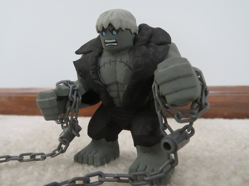 Arkham City Solomon Grundy