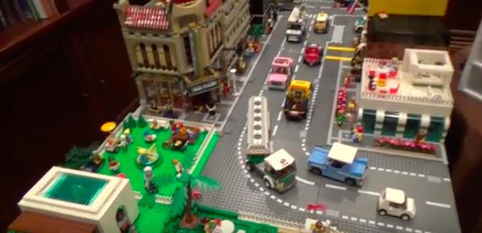 LEGO City December 2016