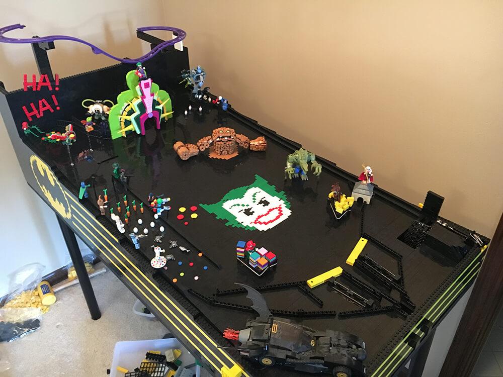Pinball Machine – Luke99 Studios